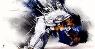 Presentatielessen Judo/Aikido