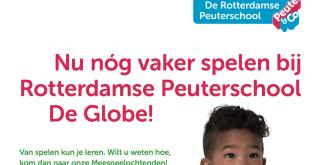 Flyer Peuter & Co